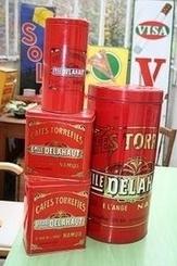Boites anciennes | Vintage, Robots, Photos, Pub, Années 50 | Scoop.it