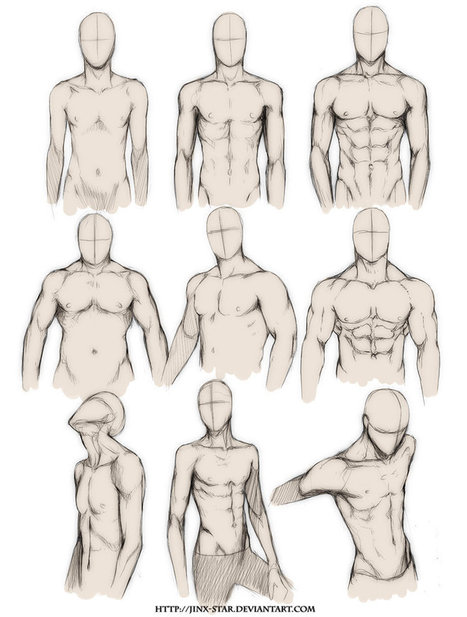 reference guide\', \'anatomy reference\' in Drawing References and ...