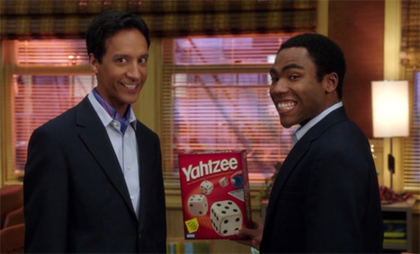 """""""Philosophy of Film and Television Narrative"""": How NBC's 'Community' Shatters the Boundaries Between Reality and Fiction   Cinemania   Scoop.it"""