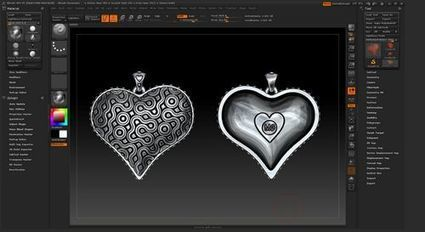 New World Notes: Artist 3D Prints Her Second Life Jewelry into Real ... | 3D Printing and Fabbing | Scoop.it
