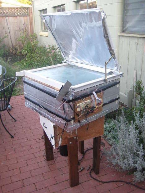 Smart Solar Oven Platform | Transición | Scoop.it