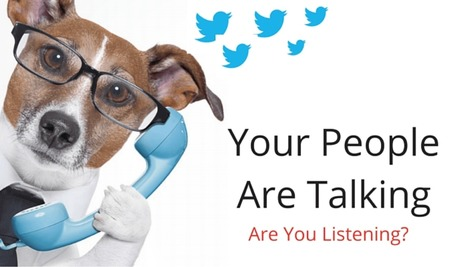 [Gratis gids] How Nonprofits Can Leverage Social Listening   Social Media & sociaal-cultureel werk   Scoop.it