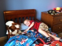 Parents: Transitioning to a Big Kid Bed - Patch.com | Perfecting the Science of Sleep | Scoop.it