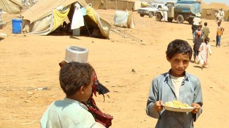 #Yemen: '250,000 kids face starvation' - UNICEF | From Tahrir Square | Scoop.it