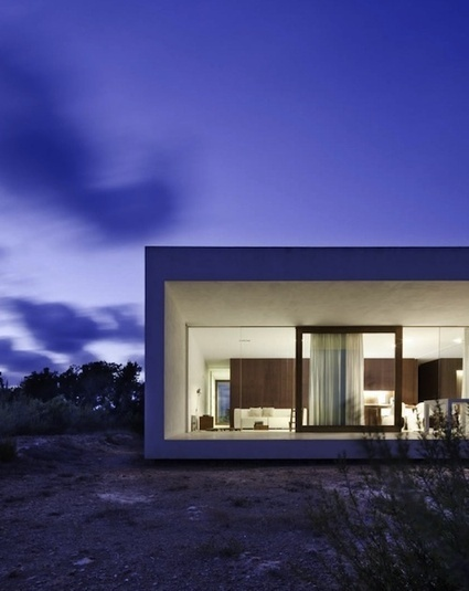 An Architect's Live Work Studio on Formentera   sustainable architecture   Scoop.it