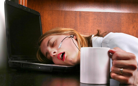 Your Desk Job Makes You Fat, Sick and Dead [INFOGRAPHIC] | Shock Wave | Scoop.it