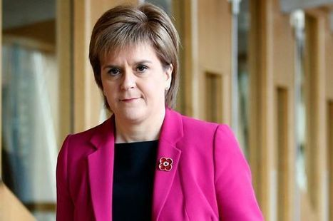 Nicola Sturgeon slams UK Government bid to gag the press | My Scotland | Scoop.it