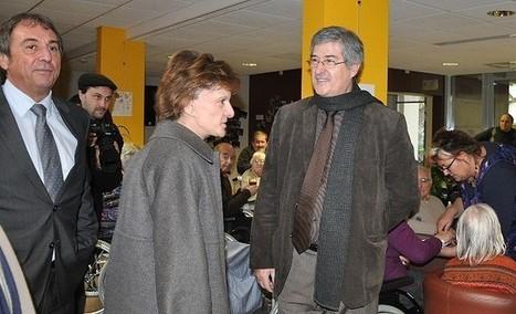 A Bergerac, Michèle Delaunay veut donner une image positive du grand âge - Aqui.fr | BIENVENUE EN AQUITAINE | Scoop.it