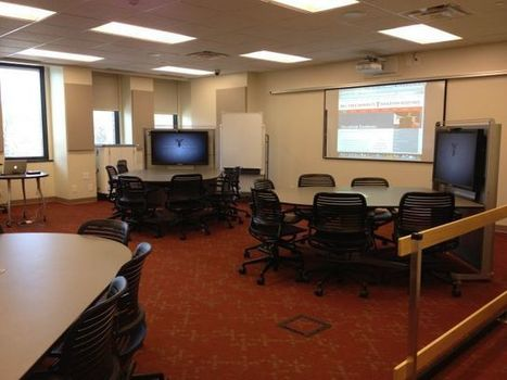 'Interactive Learning Spaces' at the center of Ball State U.'s faculty development program @insidehighered | Transformational Teaching and Technology | Scoop.it