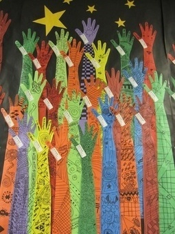 Reach for the Stars | Incorporating Art and Music in the Classroom | Scoop.it