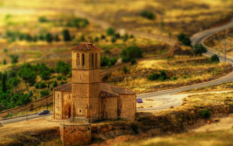 50 Superb Examples of Tilt-Shift Photography | Tools for  Teaching | Scoop.it