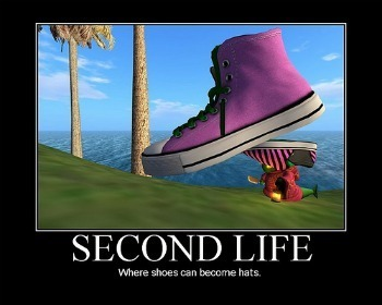 """Visiting Gym In """"Second Life"""" Sheds Real World Pounds - The Consumerist 