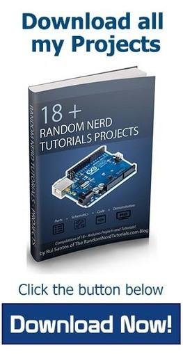 Arduino - Control DC Motor via Bluetooth | Random Nerd Tutorials | TPE 2014-2015 | Scoop.it