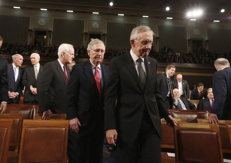 Blood feud: Senate leaders can't stand each otherTitle goes here | Upsetment | Scoop.it