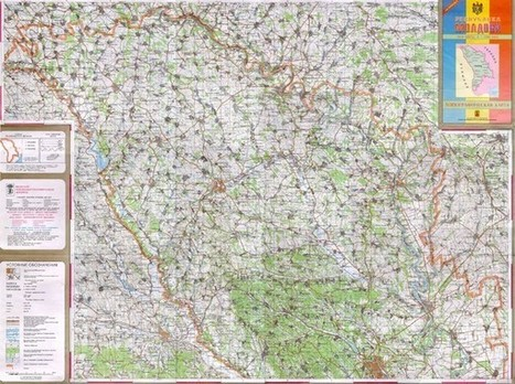 Moldova Road Maps Download Pdf 1 maicasepow