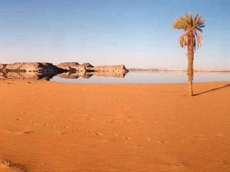 Lakes of Ounianga Chad | UNESCO Heritage Sites | Lakes of Ounianga | Scoop.it