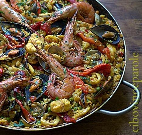 CIBO,VINO E PAROLE: Paella de marisco | FOOD BLOG | Scoop.it