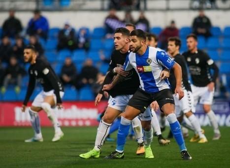 El Hércules cae ante el CD Ebro en un partido intenso y polémico | LOS ARAGONESES EN 2ªB | Scoop.it