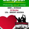 Agences Europcar en Bretagne