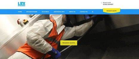 Lex Hygiene- Best Commercial Kitchen Duct Cleaning System u0026 Service | commercial canopy cleaners | & Lex Hygiene- Best Commercial Kitchen Duct Clean...