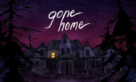 Gone Home: a mysterious journey where action plays second fiddle to emotion   Digital Play   Scoop.it
