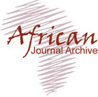 The new African Journal Archive (AJA) website is now available | UJ Sciences Librarian @ Open Access | Scoop.it