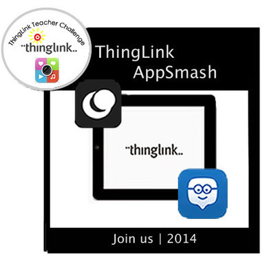 ThingLink AppSmash Events | ThingLink Blog | 21st Century Research and Information Fluency | Scoop.it