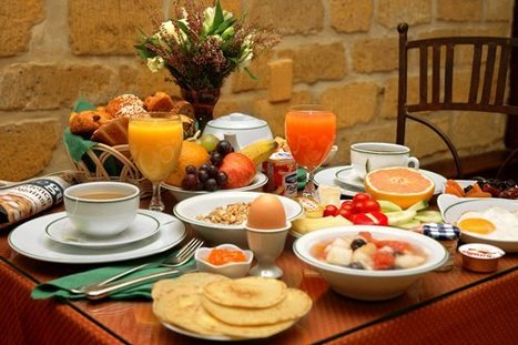 Desayunar = To have breakfast. | Learn Spanish | Scoop.it