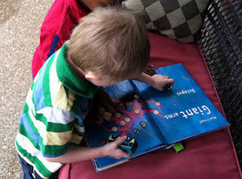 Literacy Launchpad: Books Inspire Play | ways2play | Scoop.it