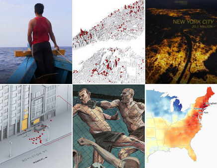 2013: The Year in Interactive Storytelling   The Spirit of the Times   Scoop.it