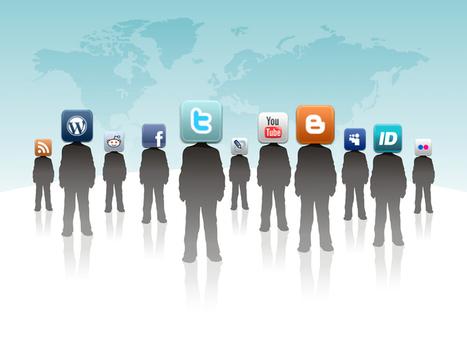 #RedesSociales: Ya no vale con estar... | Social Media Marketing | Scoop.it