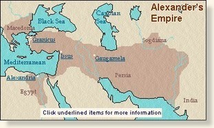 Alexander Defeats The Persians, 331 BC | Ancient Civilization | Scoop.it