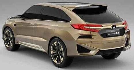 Honda UR V Specs Release Date Price Leaked 2017