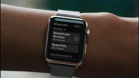 The best Bluetooth headphones for the Apple Watch | Startup Revolution | Scoop.it