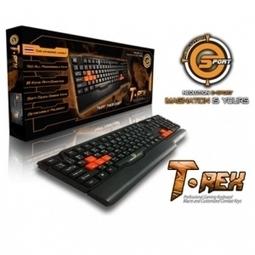 Gaming Keyboard Neolution E-Sport T-Rex | จอยแอนด์คอยน์ ราคาเคส PC,ราคาคอมพิวเตอร์,เช็คราคาล่าสุด,ราคาถูก,ราคาปัจจุบัน,เปรียบเทียบราคา | Scoop.it