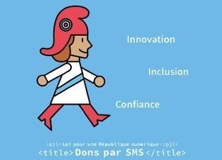Lancement de la premi&egrave;re campagne fran&ccedil;aise de dons par SMS<br/>au profit d&rsquo;associations caritatives   Associations - ESS - Participation citoyenne   Scoop.it