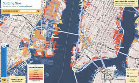 Data Visualization: A Makeover for Maps | Teaching Visual Communication in a Business Communication Course | Scoop.it