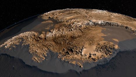 What Antarctica Looks Like Under All That Ice | Blunnie's Geo Portfolio | Scoop.it