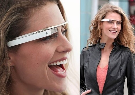 Google testing heads-up display glasses in public | Stuff that matters to me | Scoop.it