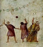 Roman Ball Games | Latin.resources.useful | Scoop.it