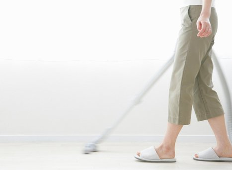 What Housework Has to Do With Waistlines | It's Show Prep for Radio | Scoop.it
