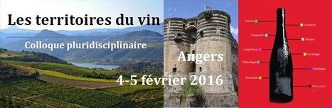 Appel à communication | Les territoires du vin - cepdivin.org - les imaginaires du vin | World Wine Web | Scoop.it
