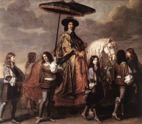 Life and Paintings of Charles Le Brun (1619 - 1690) | About Art & Creativity | Scoop.it