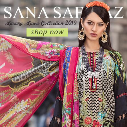 5c61456020 Sana Safinaz Original | Sana Safinaz suits UK | Sana Safinaz Lawn 2019 |  Mystylemantra