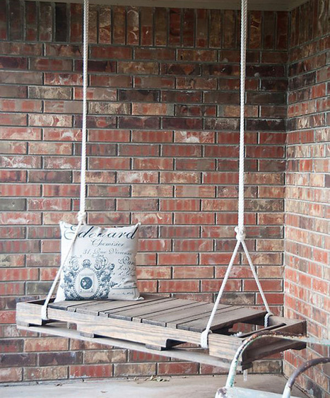5 Creative Uses For Old Pallets - Toolbox News | Gardening Galore | Scoop.it