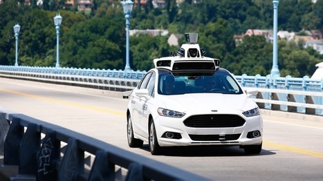 "All eyes in the autonomous driving industry will be closely watching Uber's Pittsburgh project | L'impresa ""mobile"" 