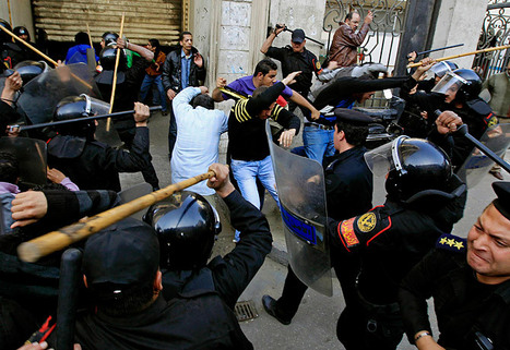 Egypt's Protests Turn Ugly as the Regime Changes Tactics - TIME | Coveting Freedom | Scoop.it
