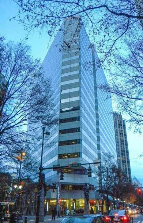 Uptown office tower sold for almost $108 million | Charlotte North Carolina | Scoop.it