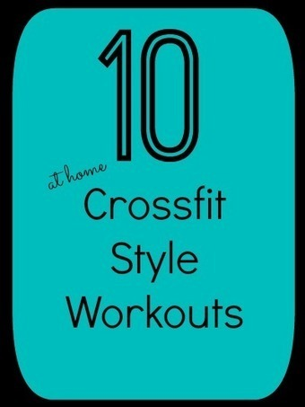 10 Crossfit-Inspired Workouts You Can Do at Home - Babble | Power :: Endurance :: Fitness | Scoop.it