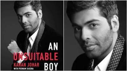 Karan Johar opens up about his sexuality, virginity and SRK in his new book